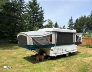 2001 Coleman Santa Fe for Sale in Tacoma, WA