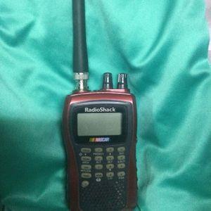 Radioshacks Scanner NASCAR Pro-84 for Sale in Torrance, CA