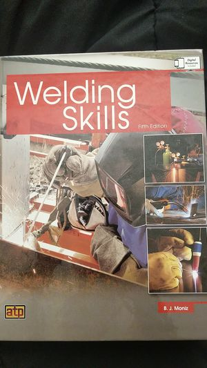 Welding Skills Fifth Edition for Sale in Sacramento, CA