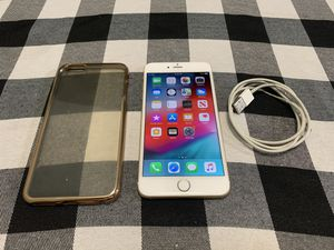 iPhone 6 Plus Gold 16gb 10/10 Excellent for Sale in Citrus Heights, CA