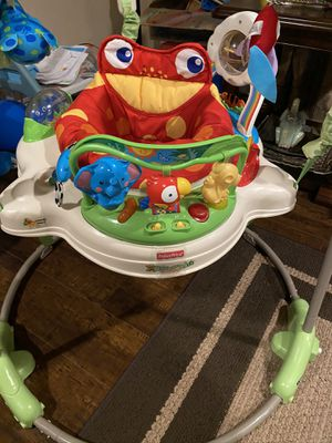 Fisher price rainforest jumper for Sale in Riverside, CA