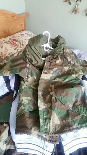 Army rain jacket for Sale in Las Vegas, NV