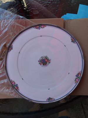 Bone China cake plate for Sale in Springfield, VA