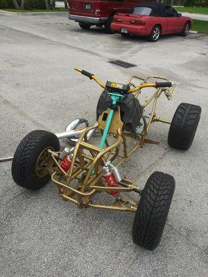 Lt500r quadzilla 2 stroke banshee raptor roller for Sale in Miami, FL