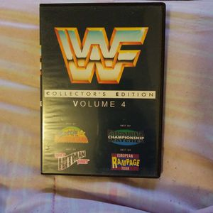Wwf Collector's edition Volume 4 4 Dvd Set for Sale in Chicago, IL