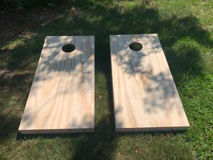 Brand new Cornhole boards with bags for Sale in Painesville, OH