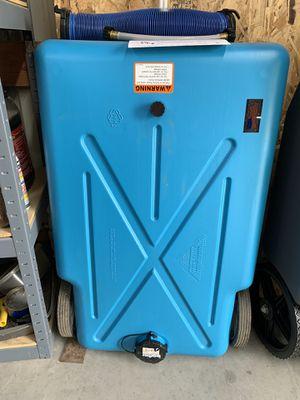 30 gallon RV waste disposal tank for Sale in Woodward, IA