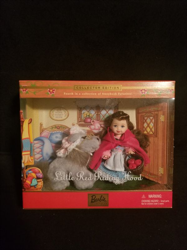 Little Red Riding Hood Barbie (Kelly)