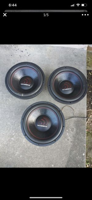 5 12 $220 for Sale in Houston, TX