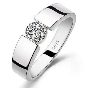 (FREE SHIPPING) Brand New Woman's Jewelry Wedding Band Silver Diamond Engagement Ring Set for Sale in Columbus, OH