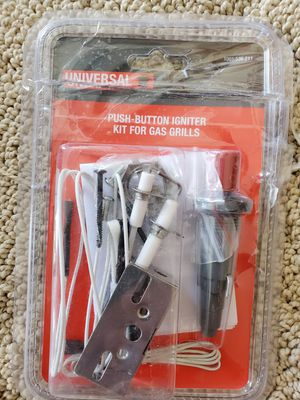 Universal Igniter Kit for Gas BBQ Grills for Sale in Queen Creek, AZ