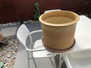 Large plant pot for Sale in Denver, CO