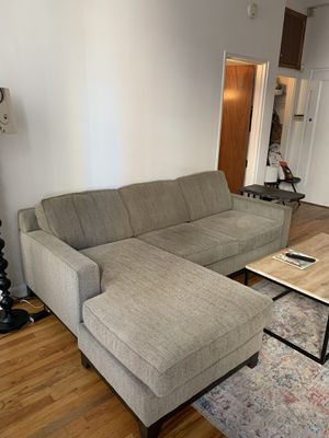 West Elm Sectional Couch for Sale in New York, NY