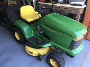 John Deere riding tractor for Sale in Orlando, FL