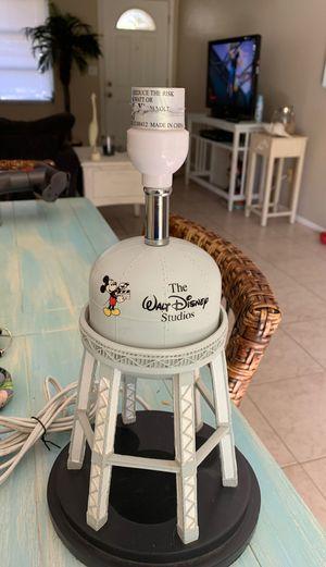 Vintage Walt Disney Studios lamp for Sale in Tarpon Springs, FL