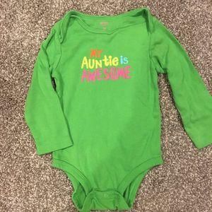 My auntie Is Awesome Onesie for Sale in Vancouver, WA