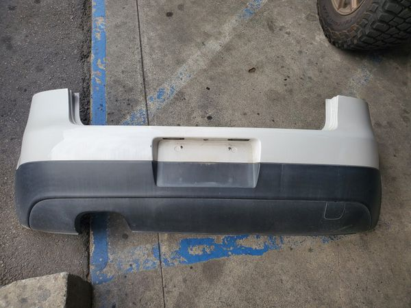 2006-2009 Volkswagen GTI GOLF REAR BUMPER COVER Genuine VW 2007 2008 MK5 MK6