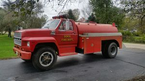1982 Ford F700 water truck. ONLY 13k miles! for Sale in Marengo, IL