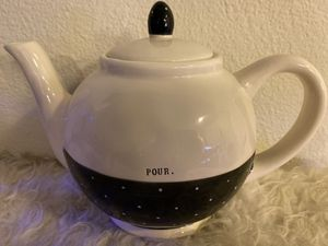 Rae Dunn Polka Dot Teapot for Sale in San Diego, CA