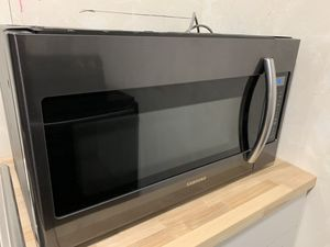 Above stove Microwave for Sale in Saint Petersburg, FL
