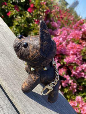 Custom Louis Vuitton Brown French Bull Bag Charm🤎 ‼️RESTOCKED‼️ for Sale in Long Beach, CA