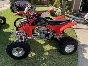 CLEANEST Honda 450R You will find! for Sale in Covina, CA