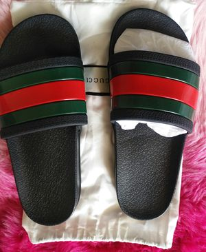 Gucci. what's your size ? click on My name for more stuff . You can leave you Number for quick response. for Sale in Takoma Park, MD