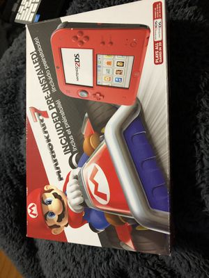 Nintendo 2DS (Red) 3DS game friendly! for Sale in Lakeville, MA