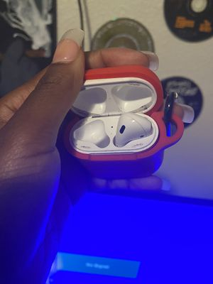 AIRPODS ~ read description for Sale in March Air Reserve Base, CA