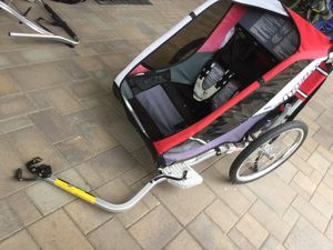 Bike trailer Thule chariot for Sale in San Diego, CA