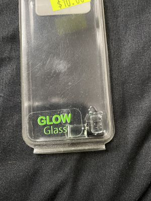 Glow in the Dark Glass 2g (Glue error on bottom, that's why discounted price) for Sale in Las Vegas, NV