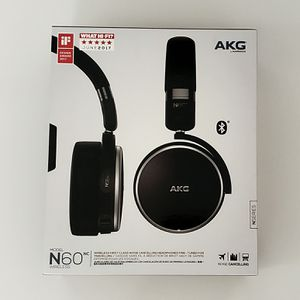 AKG N60NC Wireless On-Ear Headphones with Active Noise-Cancelling for Sale in Orlando, FL