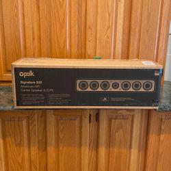 Polk Audio S35 Center Speaker (L/C/R) for Sale in San Jose,  CA