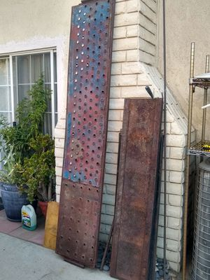 Ramp for car carrier or trailer for Sale in Claremont, CA