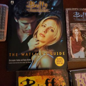 Buffy The Vampire Slayer Books for Sale in San Marcos, CA
