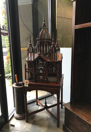 Solid Wood Bird Cage for Sale in Vancouver, WA