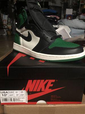 Jordan 1 Nike pine green sz 10.5 for Sale in Aspen Hill, MD
