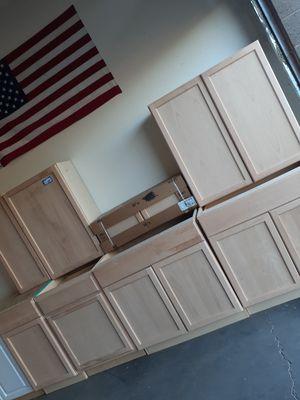 BRAND NEW UNFINISHED KITCHEN CABINETS SET for Sale in Glendale, AZ