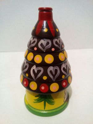 Russian Matryoshka Wooden Nesting Dolls Toy Hand Painted 6 pcs for Sale in Fort Belvoir, VA