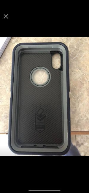 iPhone X otter box for Sale in Mount Airy, MD