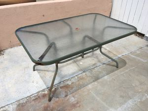 Patio table or picnic table for Sale in San Diego, CA