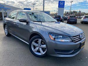 2012 Volkswagen Passat for Sale in Burien, WA