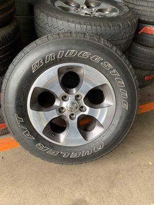 2016 Jeep Wrangler wheels for Sale in Malden, MA