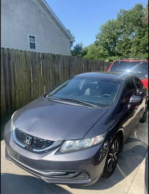 2015 Honda Civic EX for Sale in Smyrna, TN