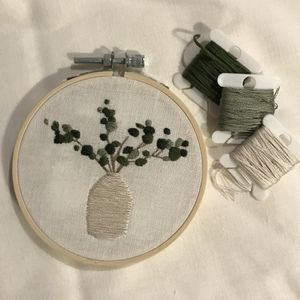 Hand stitched artwork. One of a kind. Shipped same day. Automatically accepting first $50 offer for Sale in Portland, OR