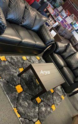 🔥Best Price Brand🆕️ Betrillo Black Living Room Set for Sale in Alexandria,  VA