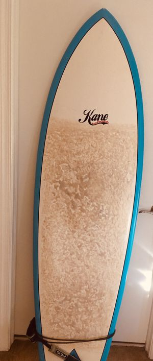 Kane Twin fin fish 6,2x21 for Sale in Lake Worth, FL