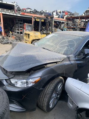2014 Mazda 6 2.5. For parts only for Sale in Lynwood, CA