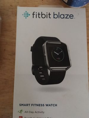 Fitbit blaze for Sale in Salt Lake City, UT