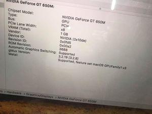 2015 MacBook 600$ OBO for Sale in Houston, TX